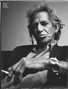 Keith Richards - Guitariste
