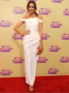 Louise Roe MTV Video Music Awards 2012
