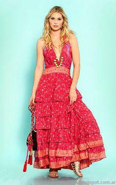 Vestidos de fiesta indian style