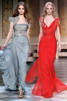 Image detail for -Zuhair Murad Red Evening Dresses 2012 | Women Styles 2012 Womens ...