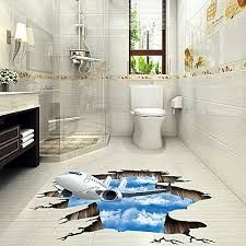 2017 Oujing NEW Stream Floor Wall Sticker Removable Mural Decals Vinyl Art Living bath Room Decor Floor Stickers for kids Wall Stickers Love, Floor Stickers, Removable Wall Decals, Vinyl Wall Decals, Vinyl Art, Sticker Art, Break Wall, Sky Design, Floor Patterns