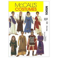 Simplicity Children's/Boys'/Girls' Biblical Costumes-CX