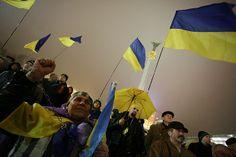 Євромайдан. День 2 | Українська правда