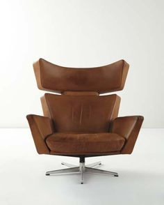 ARNE JACOBSEN,'The Ox' chair,circa. 1966
