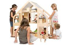 La Villa de Poupées LILIANE pour des poupées de 30 cm