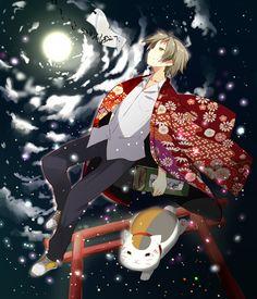 Tags: Anime, Natsume Yuujinchou, Nyanko-sensei, Natsume Takashi, Ayase08   Brain's Base   Yuki Midorikawa