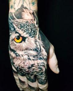 Mens Owl Tattoo, Wolf Tattoo Sleeve, Sleeve Tattoos, Full Body Tattoo, Body Tattoos, Owl Tattoo Drawings, Brighton Tattoo, Australian Tattoo, Owl Artwork