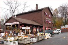 Cider mills in the fall are a Michigan tradition, and they are everywhere.  The Franklin Cider Mill is one of the best!