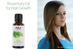What's the secret to long beautiful hair? I've been using rosemary oil for a long time and can say first hand that it works. Read on to see how to use it!
