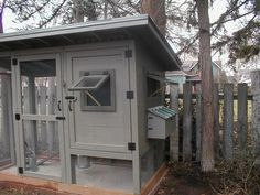 What my coop will actually probably look like - DIY instructions