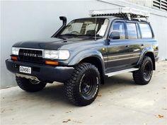 Toyota Land Cruiser VX 4.2 D/Turbo 1991 | Trade Me