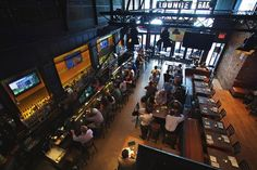 Rogue Bar & Restaurant Sports Bar & Restaurant Chelsea Midtown Manhattan New York