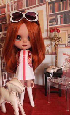 """Retro Redhead"" | Flickr - Photo Sharing!"