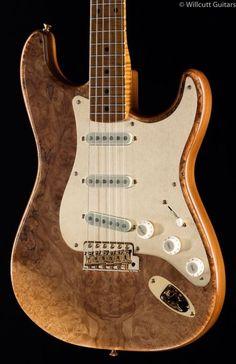 Fender Custom Shop Anniversary Willcutt Artisan Strat Burl Maple for sale online Fender Custom Shop Stratocaster, Guitar Inlay, Fender Electric Guitar, Stevie Ray, Classical Guitar, American Standard, 50th Anniversary, Music Bands, Musica