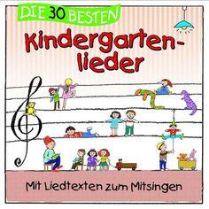 Die beliebteste Musik bei Thalia ❤ »Die 30 besten Kindergartenlieder« von Karsten Glück, Simone Sommerland & Die Kita-Frösche und weitere Singles und Alben auf CD oder Vinyl online bestellen!