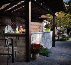 Have your own cooking patio outside your house, 100% financing available!