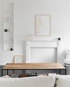 Scandinavian Wall Decor, Scandinavian Living, Living Room Inspiration, Interior Inspiration, Living Room Decor, Living Spaces, Nordic Living, Minimal Living, Apartment Living