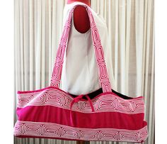 Gym Bags – yoga mat bag – a unique product by Thailandhandmade_shop on DaWanda