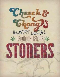 Cheech & Chong ?the legendary, award-winning comic duo?are back with a miscellany on living the stoner lifestyle. In this hilarious and instructive book, the pair take you through the dos and donts of