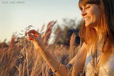 Outdoor Golden Hour Portrait Shoot