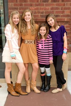 MB Jordyn Camryn and Kathleen 620x929 Fall Fashion for Tweens