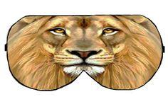 Lion Sleep Eye Mask Masks Sleeping mask Blindfold by venderstore