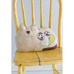 Cat Pillow $4.00