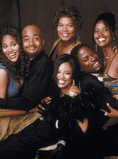 Living Single Co-Star Weighs in on Queen Latifah Talk Show Black Tv Shows, Old Tv Shows, Best Tv Shows, Movies And Tv Shows, Favorite Tv Shows, Black Actors, Black Celebrities, Celebs, Black Sitcoms