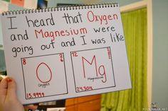 chemistry, haha