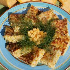 Πίτα με κόκκινη κολοκύθα - gourmed.gr