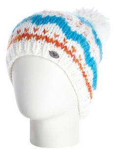 roxy, U Got It Beanie, Bright White (wbb0)