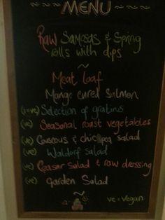 Wedding Menu Ceasar Salad, Wedding Menu, Cooking Classes, Couscous, Organic Recipes, Towers, Meatloaf, The Cure, Vegan
