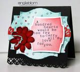 created by Angie Blom - inspired by ang. - unity stamp company