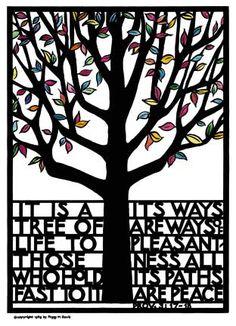 jewish tree of life clipart - Google Search