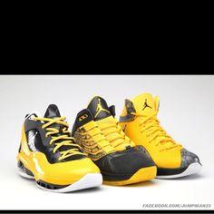 Yellow Jordan's