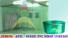 We are importer of pvc strip curtains in india.