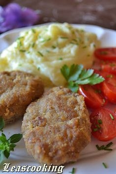 "Lea's Cooking: Russian Kotleti Recipe ""Beef Patties""   Kotleti might remind you of burger patties or meat balls, after all it made out of ground beef."