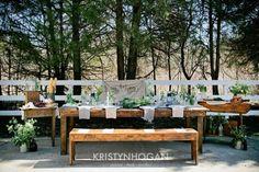Farm to Table Reception Inspiration From Cedarwood Weddings   Cedarwood Weddings