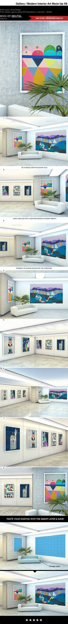Office | Studio Art Gallery | Photography Mock-Up #officemockup #gallerymockup Download: http://graphicriver.net/item/office-studio-art-gallery-photography-mockup/10507471?ref=ksioks