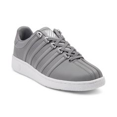 check out e194d 354eb Mens K-Swiss Classic VN Athletic Shoe - Gray White - 376021 Adidas Superstar