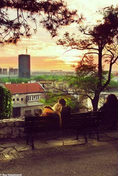 Belgrade, Serbia #srbija #beograd #travel #kalemegdan #fortress