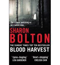 blood harvest bolton sharon bolton s j