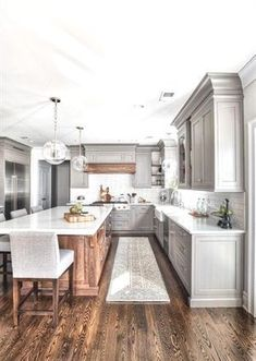 Kitchen Interior Design Remodeling Find other ideas: Kitchen Countertops Remodeling On A Budget Small Kitchen Remodeling Layout Ideas DIY White Kitchen Remodeling Paint Kitchen Remodeling Before And After Farmhouse Kitchen Remodeling With Island Kitchen Redo, Home Decor Kitchen, Home Kitchens, Grey Kitchens, Kitchen Pantry, Gray Kitchen Cabinets, Remodeled Kitchens, Kitchen Backsplash, Decorating Kitchen