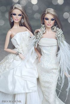 Barbie Bridal, Barbie Wedding Dress, Barbie Gowns, Barbie Dress, Barbie Clothes, Wedding Dresses, Beautiful Barbie Dolls, Vintage Barbie Dolls, Fashion Royalty Dolls
