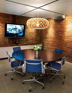 Thelab Offices - NYC  | || Creative office | Meeting Space || #CreativeMeetingSpace www.ironageoffice.com
