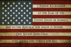 """The Pledge of Allegiance was authored in 1892., by Francis Bellamy, a defrocked minister from Boston who identified himself as a """"Christian Socialist,"""" and was removed from the pulpit for preaching politics, specifically for espousing the view that """"Jesus was a Socialist""""."""