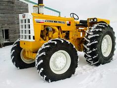 WHITE-OLIVER 4-115 FWD