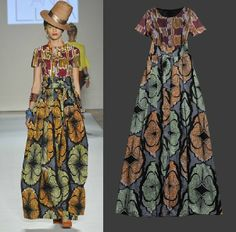 Gypsy Clothing for Women...silk gypsy dress