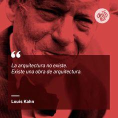 Louis Kahn, renombrado arquitecto asentado en Filadelfia. Después de trabajar en varios estudios en esa ciudad, fundó el suyo propio en 1935.
