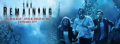 Win A Copy Of 'The Remaining' Blu-ray